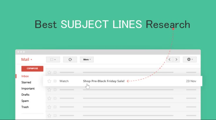 4 tips for writing an irresistible email subject line template