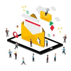 Bulk mailing services